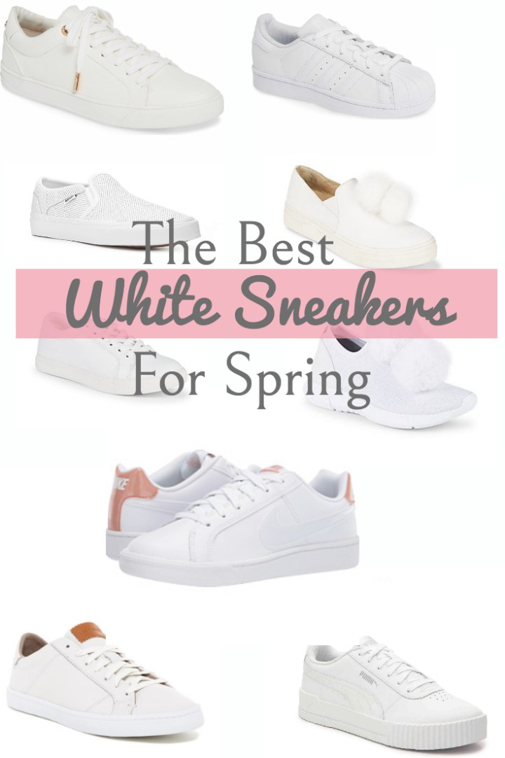 Tennis Shoes For Spring