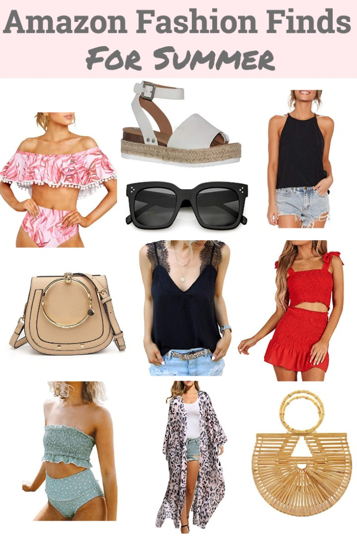 Amazon Fashion Finds: Summer 2019