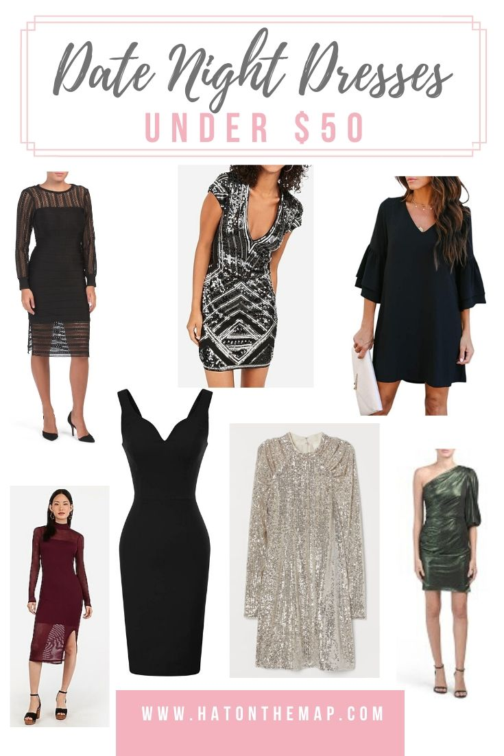Date Night Dresses for Winter