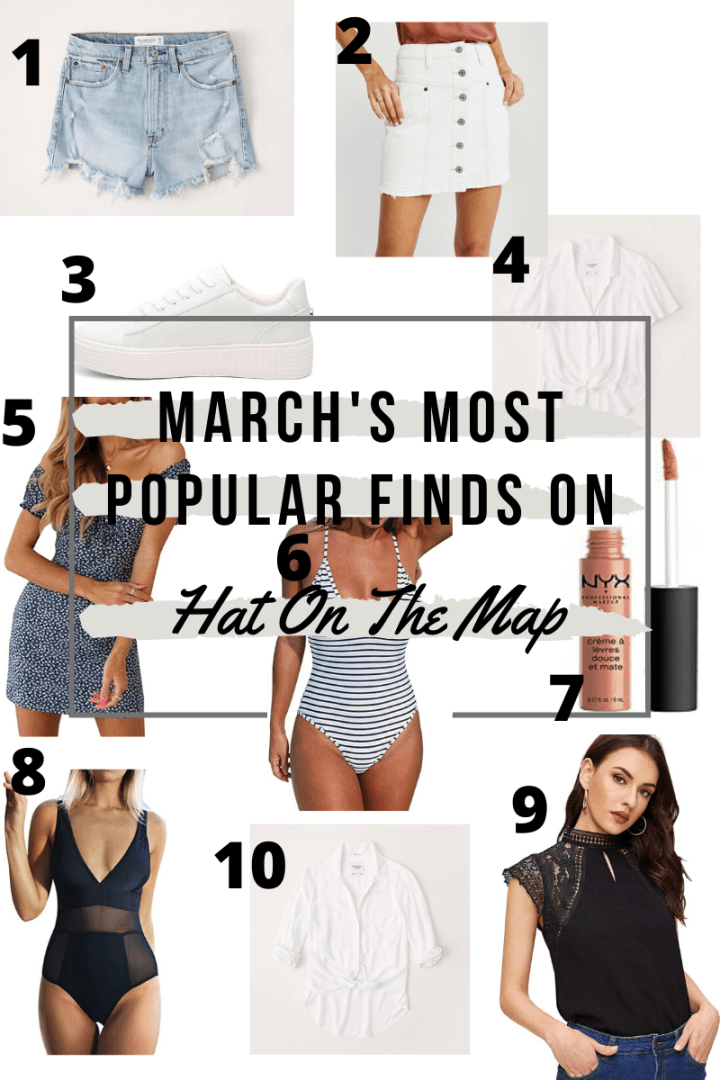 March's Most Popular, spring fashion, amazon finds, amazon fashion finds, spring style,