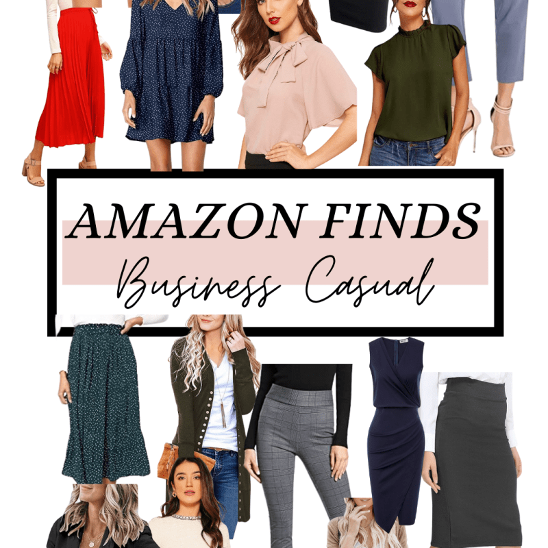 Amazon Fashion: Business Casual Finds
