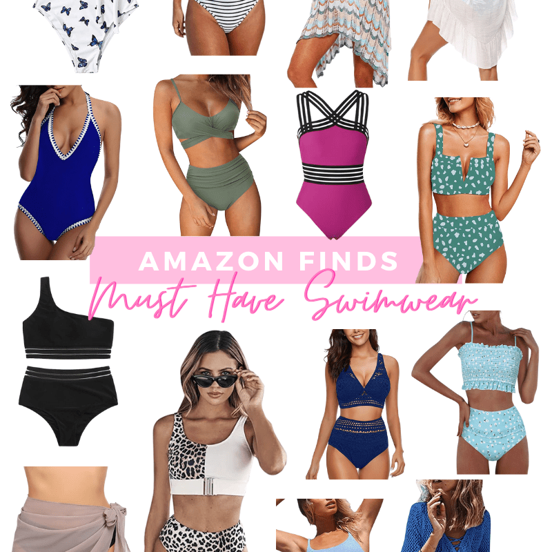Must Have Amazon Swimsuits