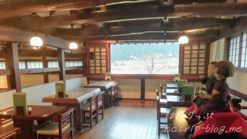 江口だんご本店 カフェ