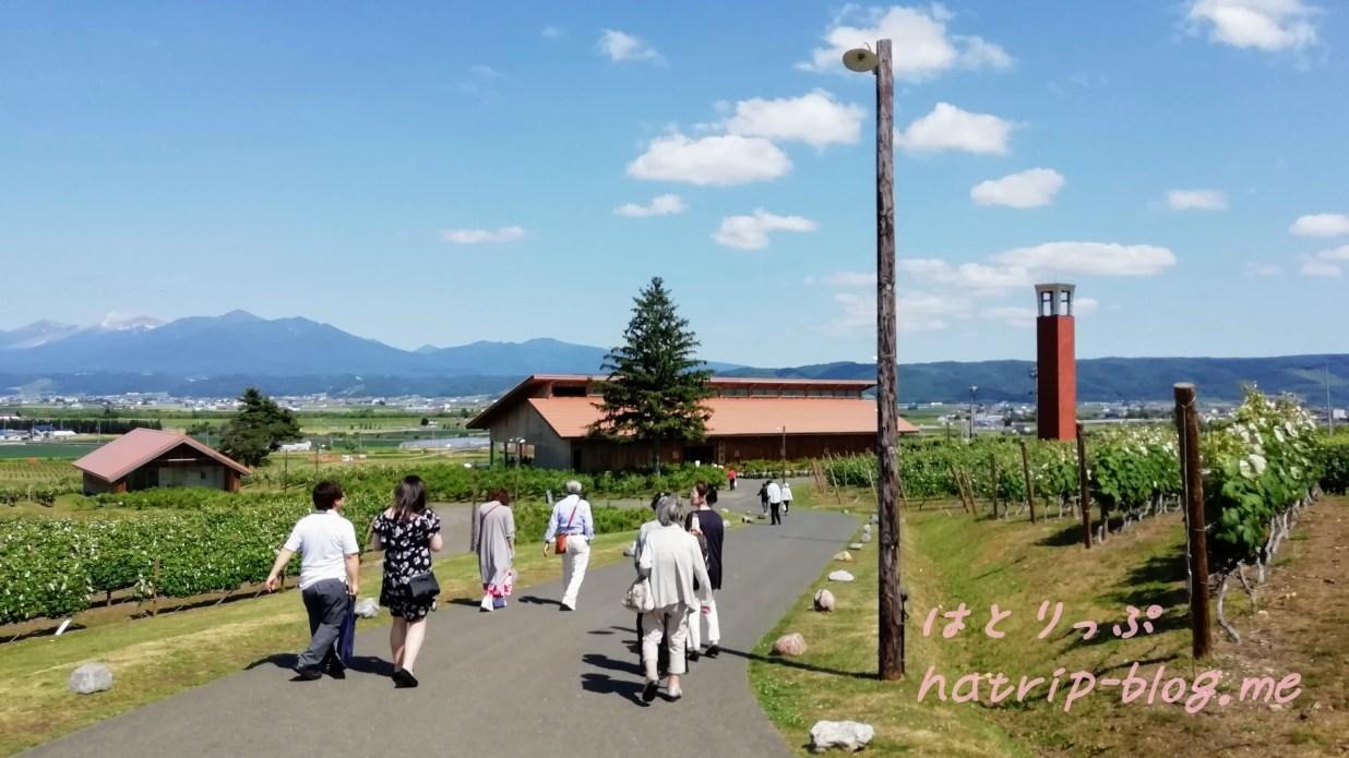 北海道 富良野市 カンパーナ六花亭