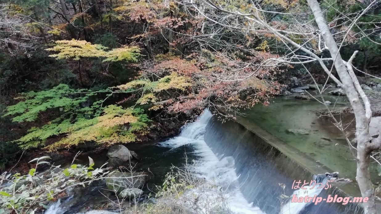 茨城県高萩市 花貫渓谷