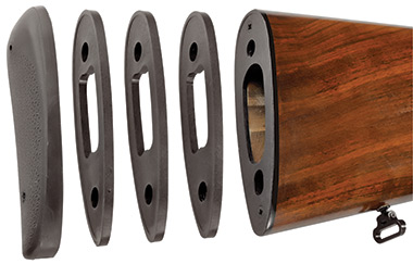 Stock Length of Pull Spacers