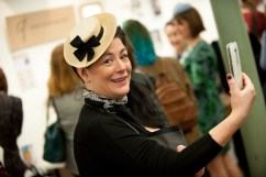 MIllinery Magpie Marie Thornton
