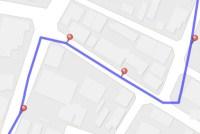 歩いた道を記録する方法-GPSロガー