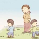 違和感と育てにくさ・双子たち1才から2才