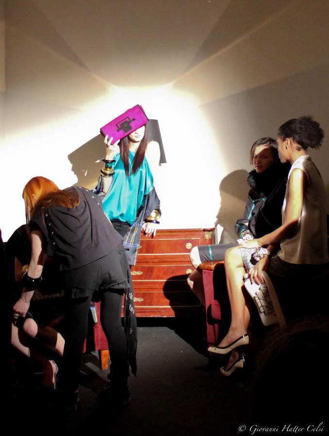 Hatter for A.i.d.e: MILAN FASHION WEEK Vol 1  (2/5)