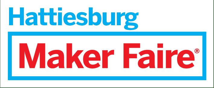 Hattiesburg Mini Maker Faire logo