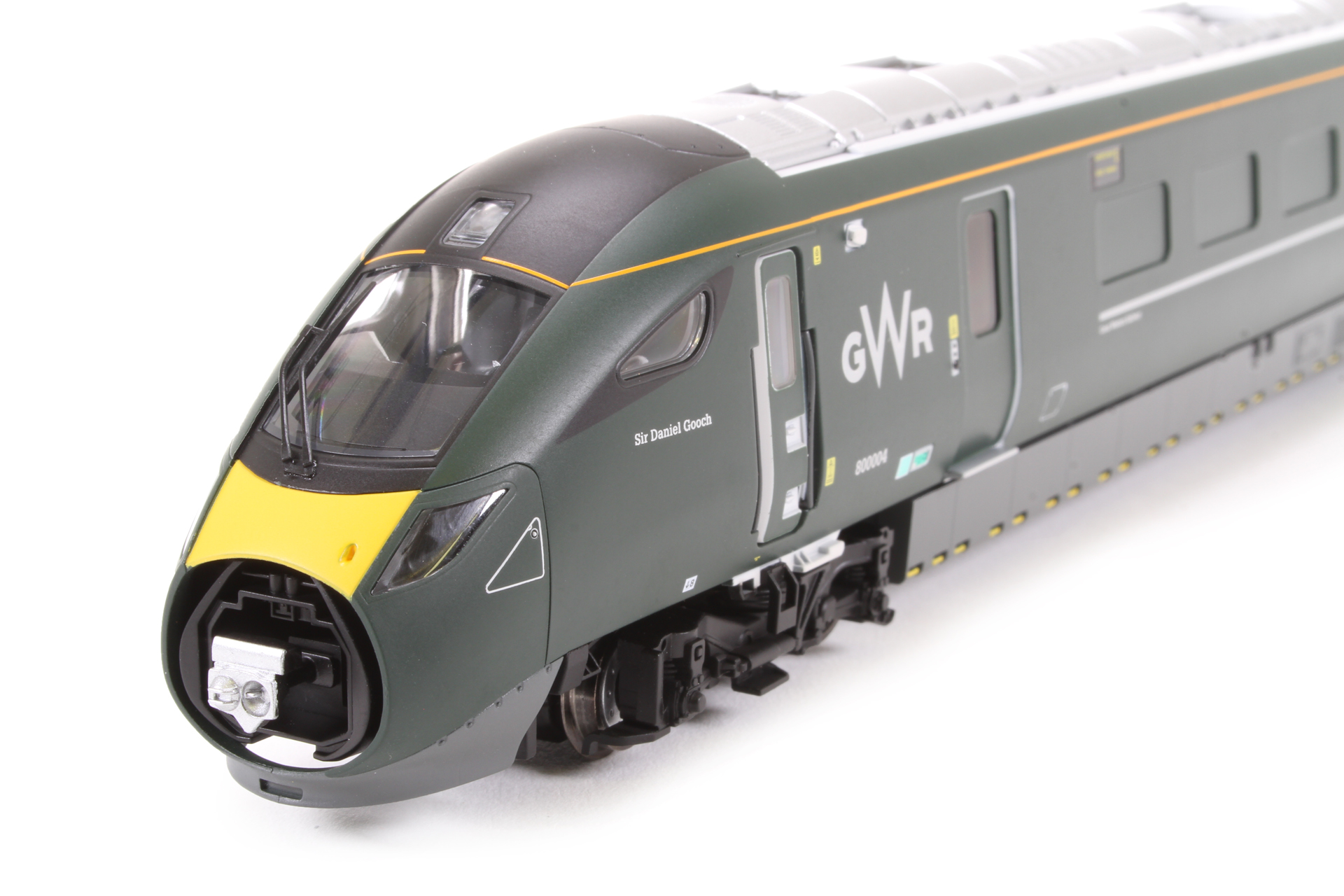 Hornby Class 800 IEP Product Focus