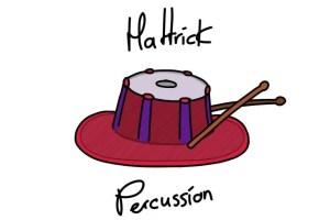 Logo Hattrick Percussion