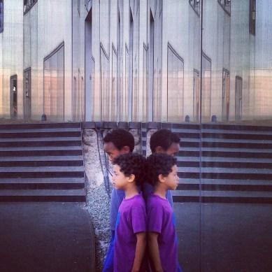 Laban reflections