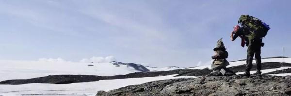 Hardangervidda, Norvège