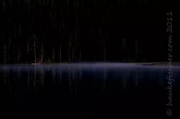 ... et la nuit tombe