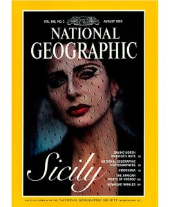Benedetta BUCCELLATO par William Albert ALLARD, NatGeo Aug 1995