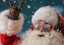 Rock Santa, Rock And Roll Santa