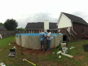 above-ground-pool-dismantling