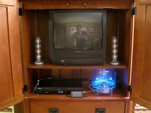 entertainment center disposal