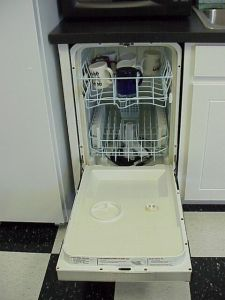 dishwasher removal guide