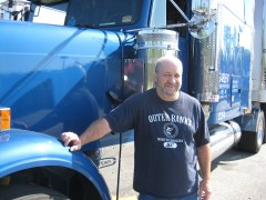 Meet Vince King Who Loves Hauling Reefer Freight