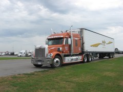Western Shipments:  From B.C. to California and Texas, New Mexico