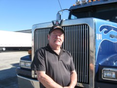 Allen Roberson: A Successful Owner Operator Since 1972