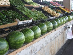 Watermelon Loads Shifting from Mexico to the U.S.; Other Items Starting Out of Arizona, Washington