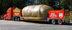 A Big New Spud for Next Tour of Big Idaho Potato Truck