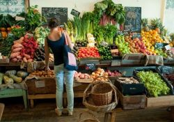 Organic Fruit Sales and Volume are Showing Double Digit Growth