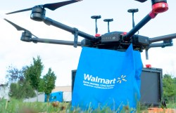 New Walmart Pilot Program has Grocery Delivery by Drones