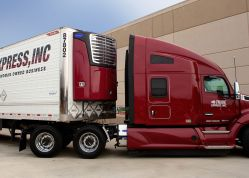Tribe Builds Fleet with Carrier Transicold Solar Panel Refrigeration Units