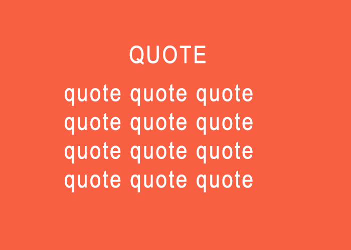 client quote 1
