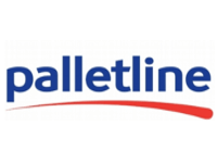 Logo of Palletline, Palletised Distribution Network which HaulTech Integrate with through their Transport Management System