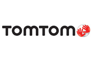 TomTom logo denoting HaulTech Integration