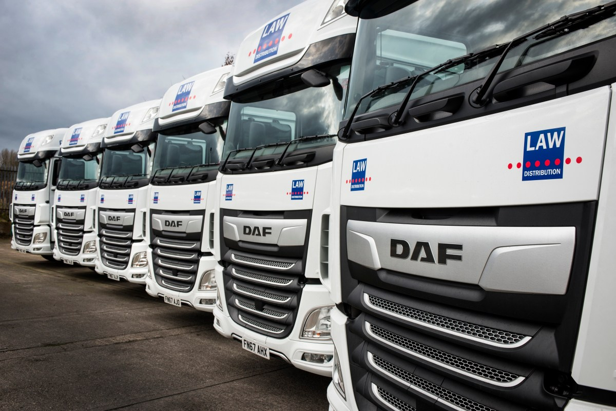 6 Law Distribution DAF HGVs