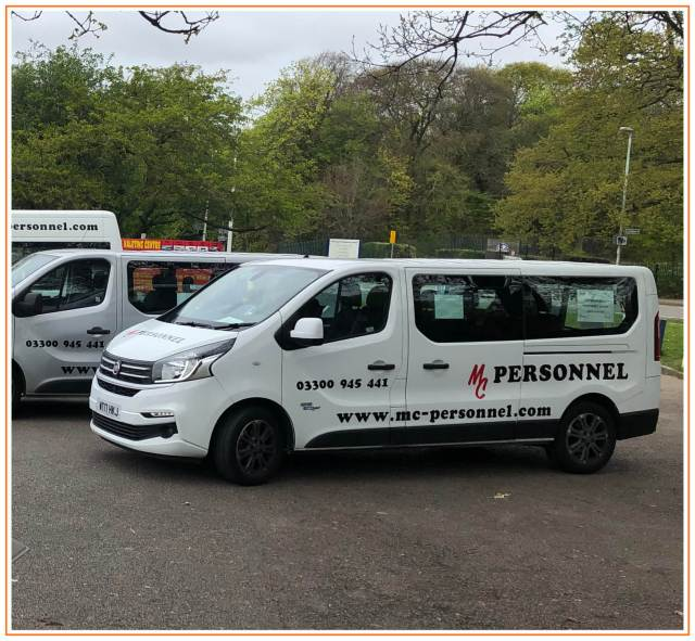 MC Personnel put Safety First with HaulTech's Vehicle CCTV Solutions