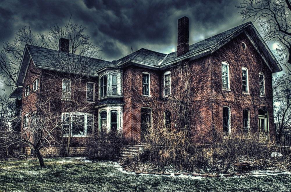 The Haunted House   Nicholas Cardot   Flickr