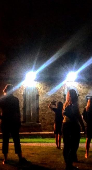 Pumphouse Theatre Overnight Public Ghost hunt
