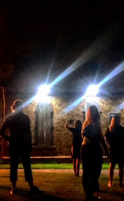 Pumphouse Theatre Overnight Public Ghost hunt