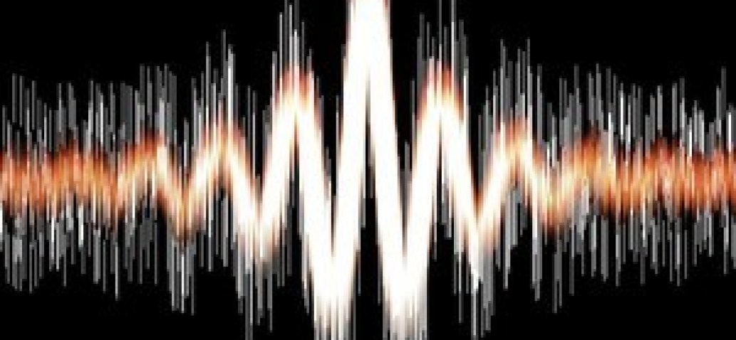 The sounds of ghosts through electronic devices
