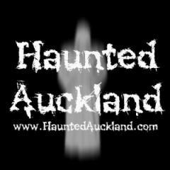 Haunted Auckland Logo
