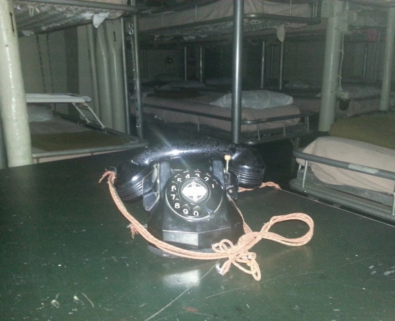 A Painful Lesson Learned in Paranormal Photography, on the USS Hornet