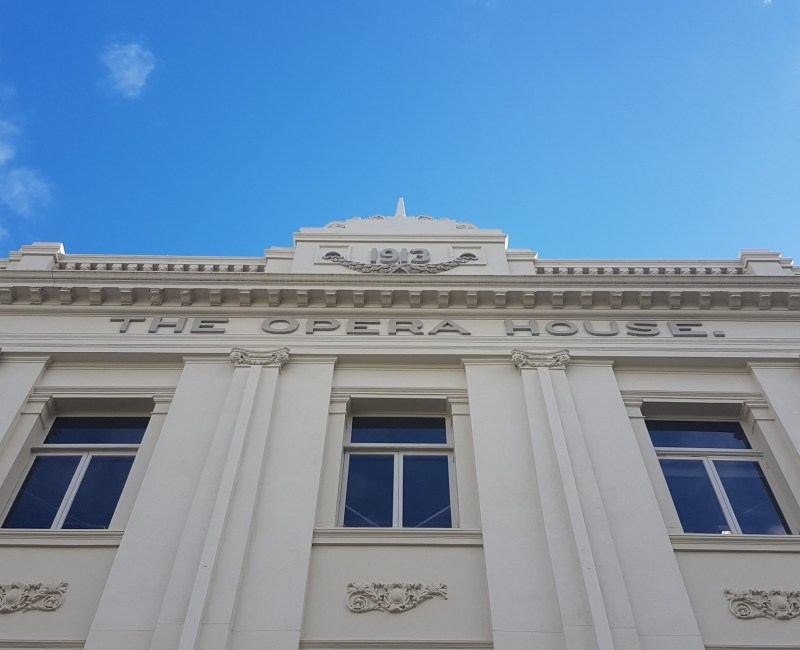 Wellington Opera House – Wellington