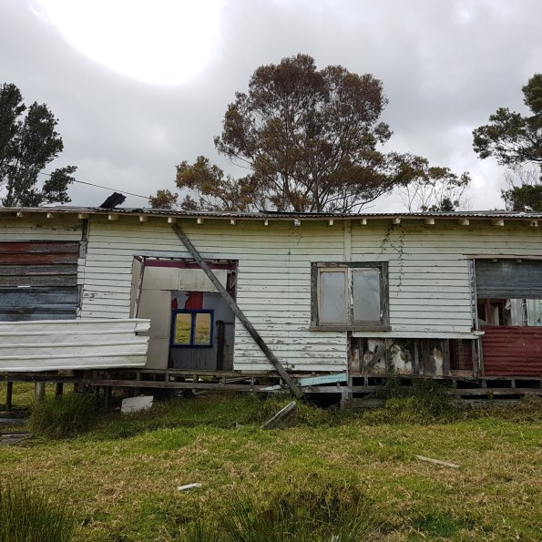 Abandoned house – Orere Point