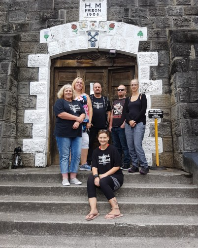 Haunted Auckland's Napier Roadtrip & Prison Ghost hunt