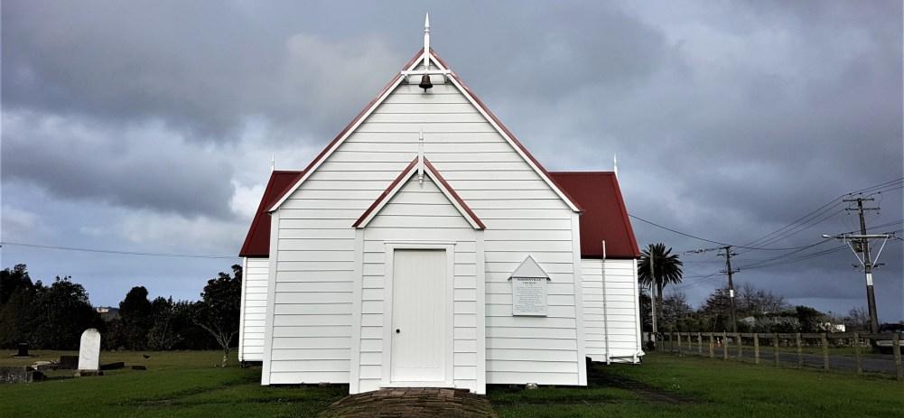 Hobsonville Church & Cemetery
