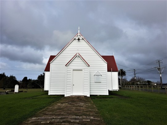 Hobsonville Church & Cemetery