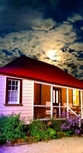 Howick Historical Village: Solo Overnight Sessions – Lisa in Eckfords Farm Homestead.